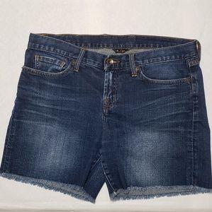Lucky brand Jean shorts women's size 8